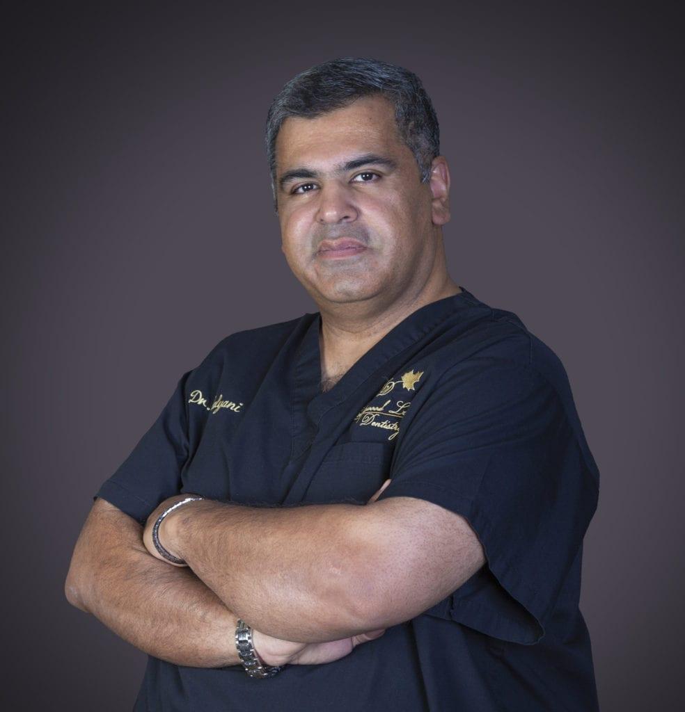 Dr. Irfaan Salyani
